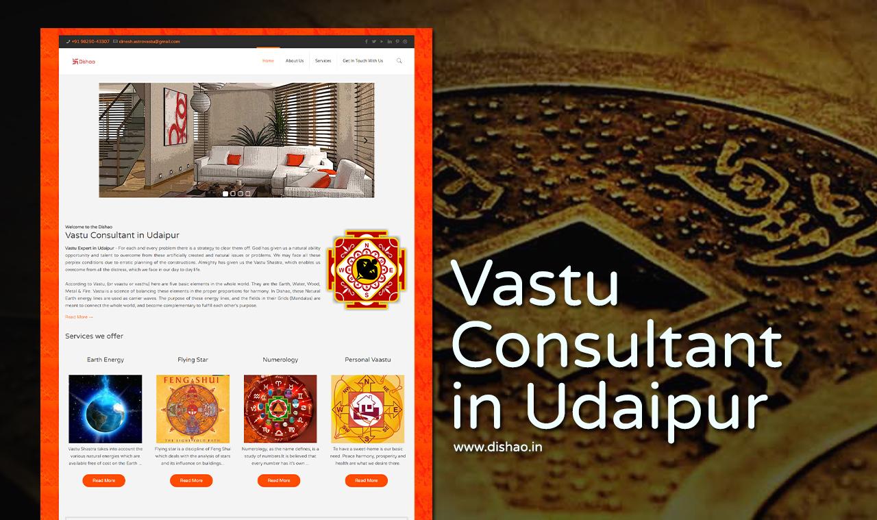 Vastu Expert Website Design Company