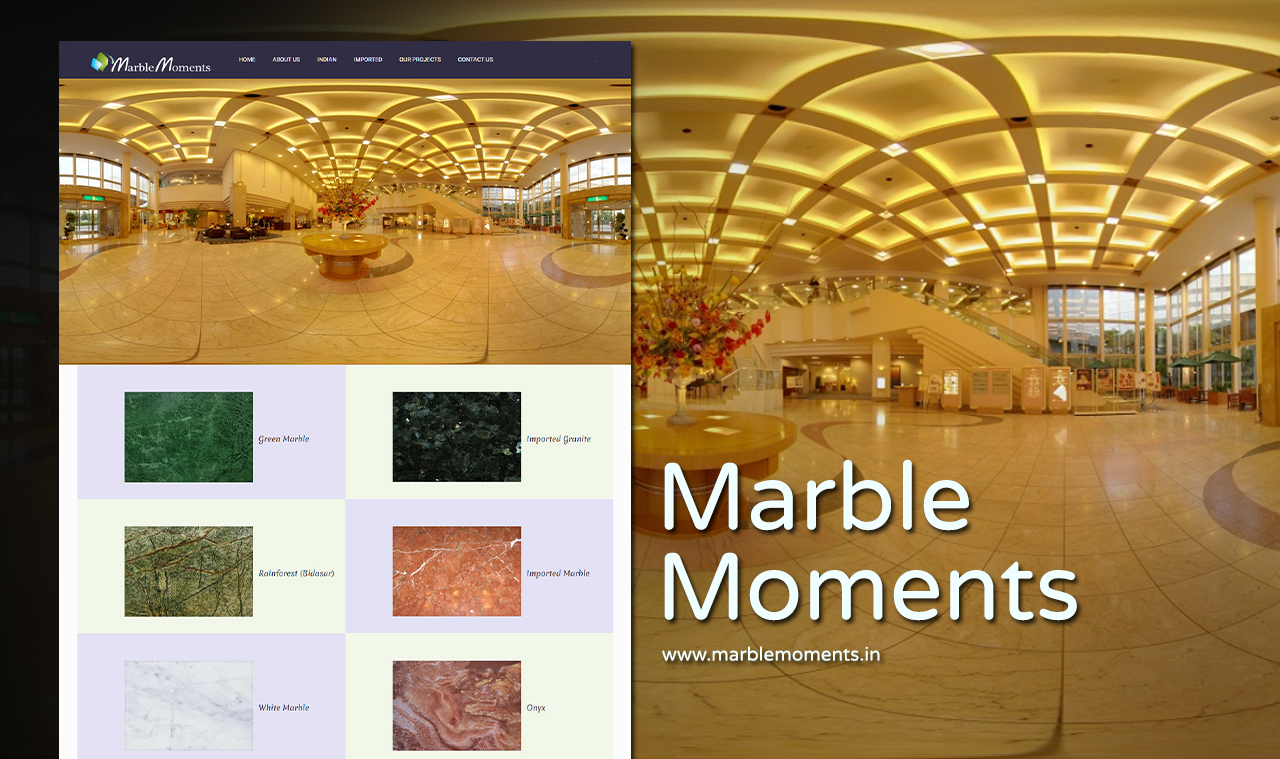 Marble Stone Website Design Company