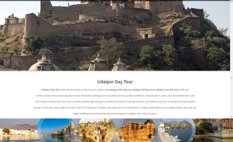 Tour Company Website Design Company