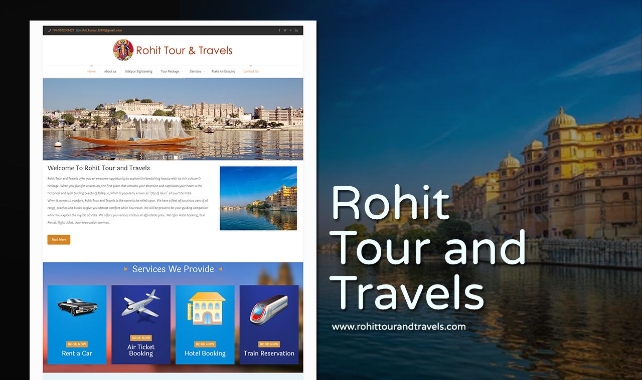 Best Travel Web Design Company