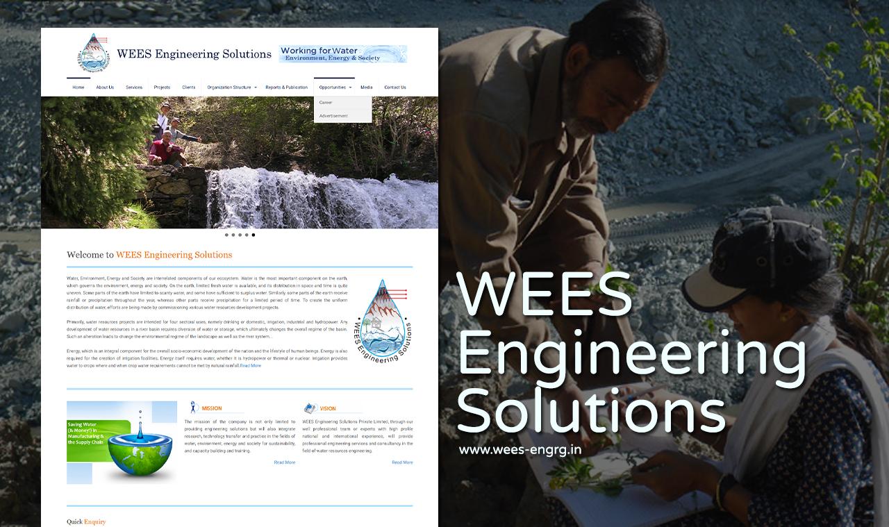 Disaster Management Website Design Company