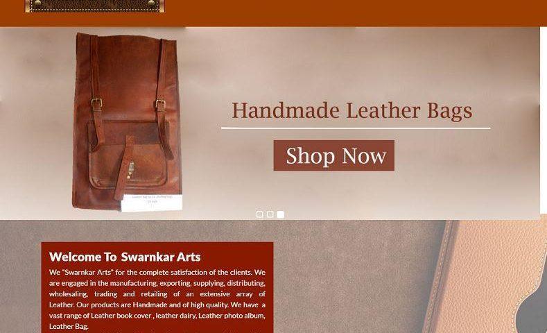 Craft Store Website Design Company