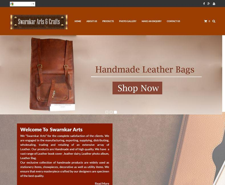 Craft Store Website Design Company
