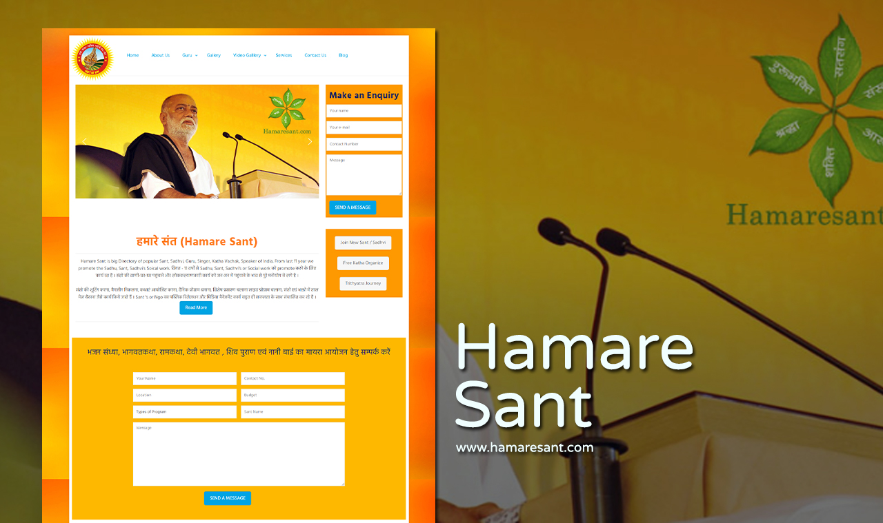 Religious Website Design Company