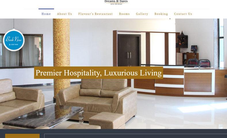 Best Resort Website Design Company