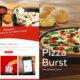 Pizza Restaurant Website Design Company