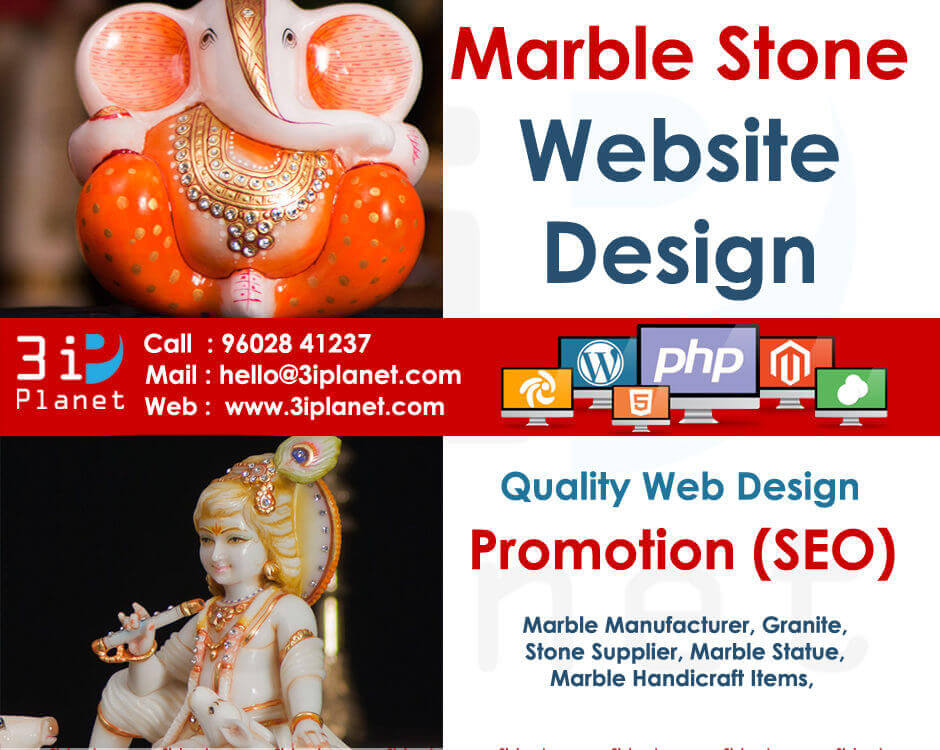 Marble Stone Handicraft Web Design Services