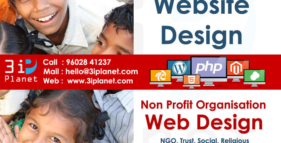 Ngo Website Design Services