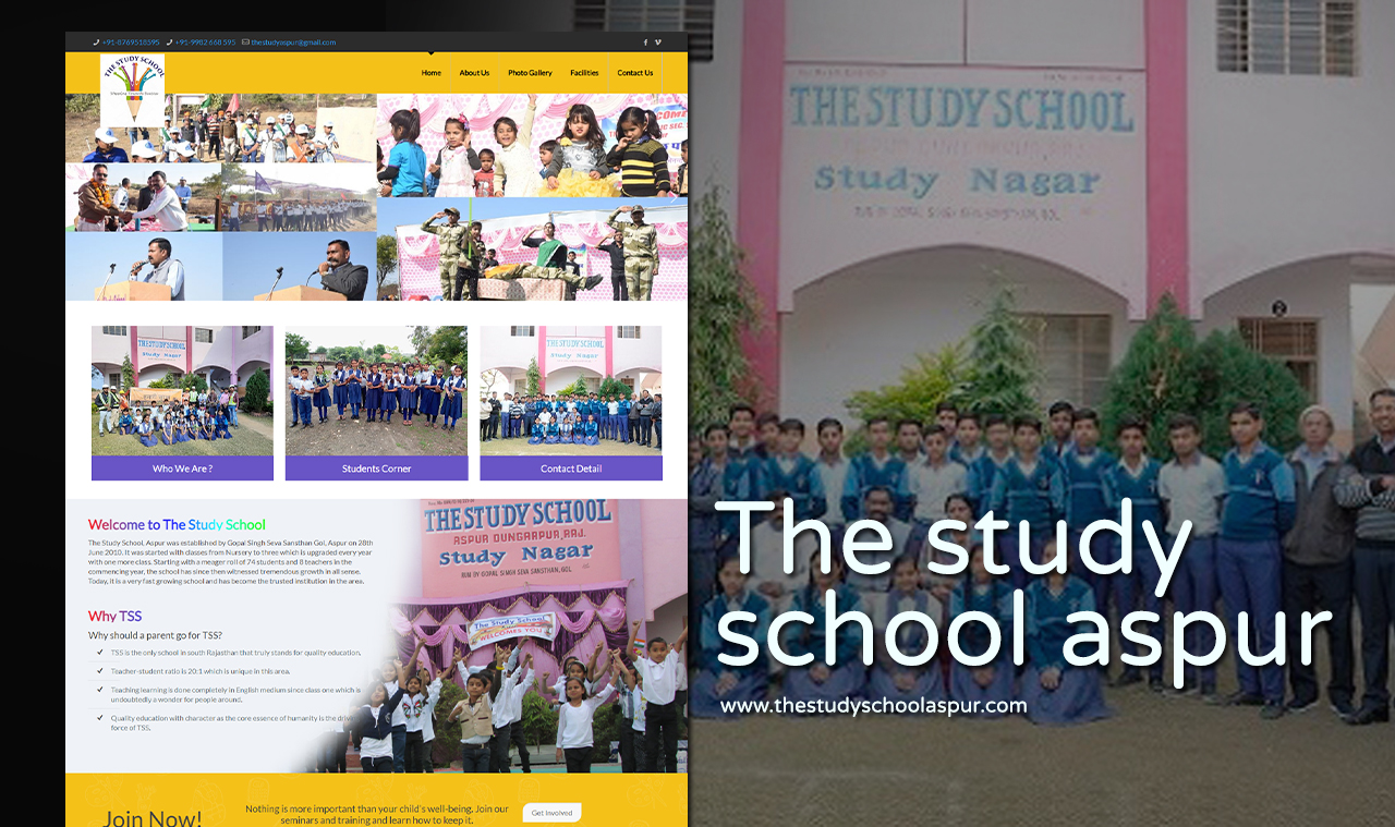 Best School Website Design Company