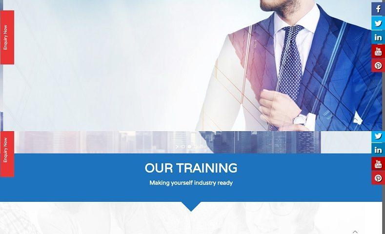 Cad Hardware Training Institute Website Design Company