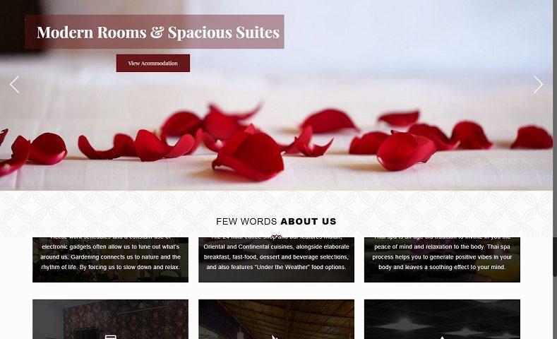 Hospitality Website Design Company