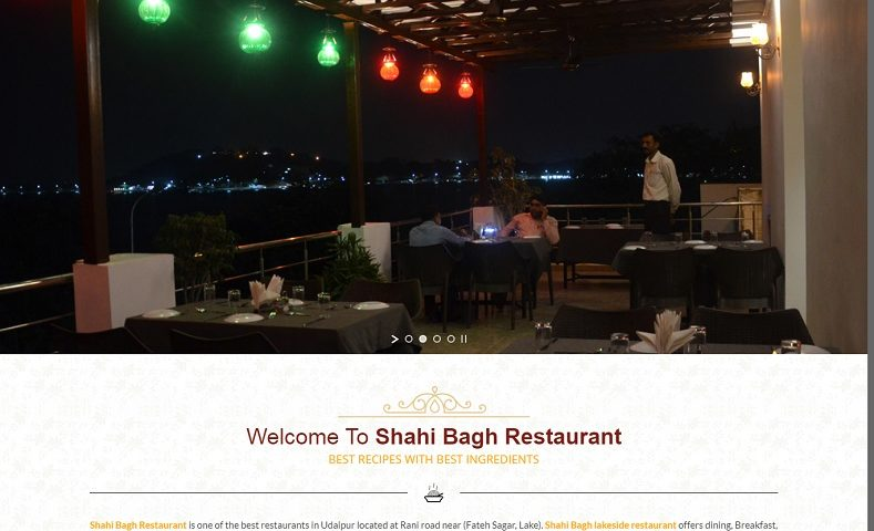 Restaurant Website Design Company