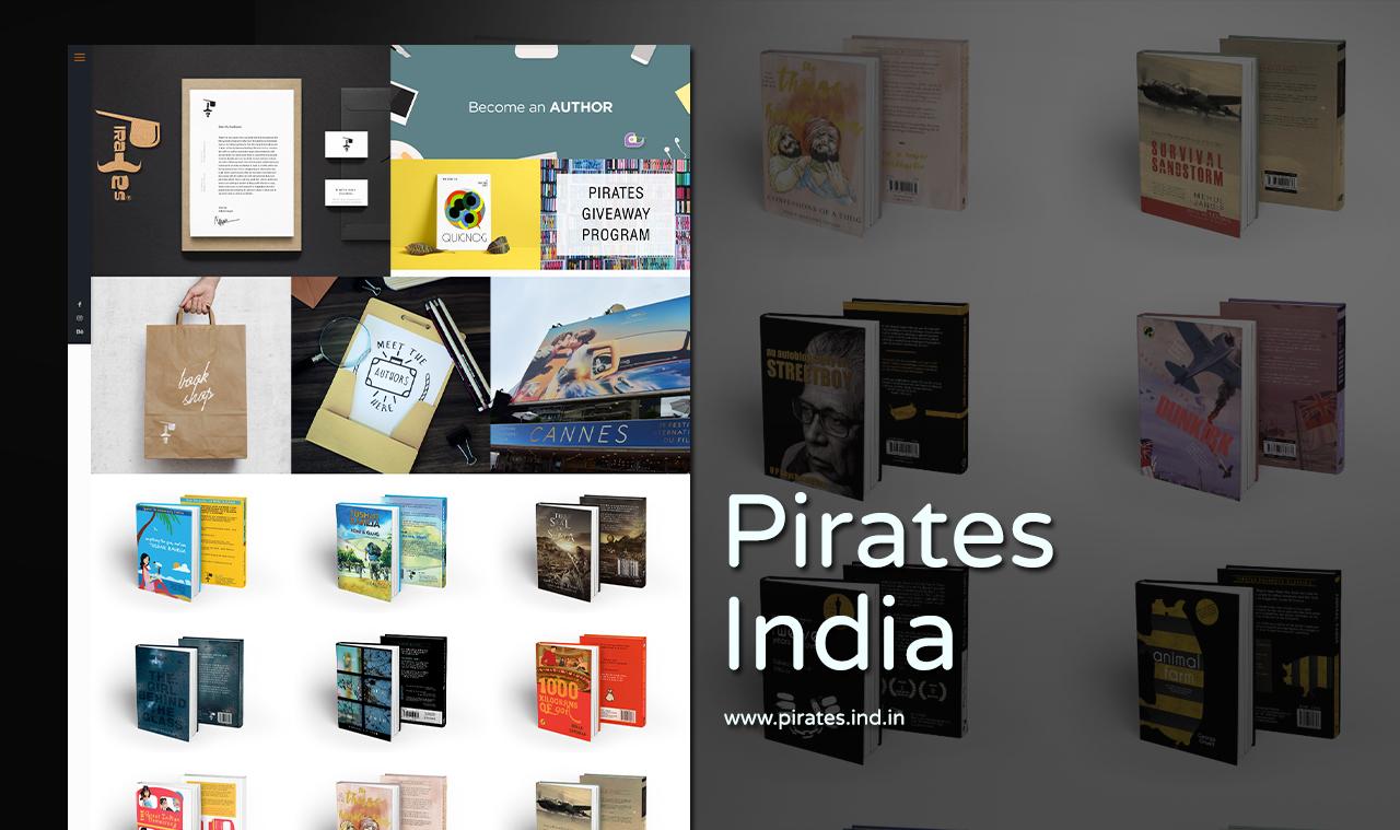 Author Website Design Company