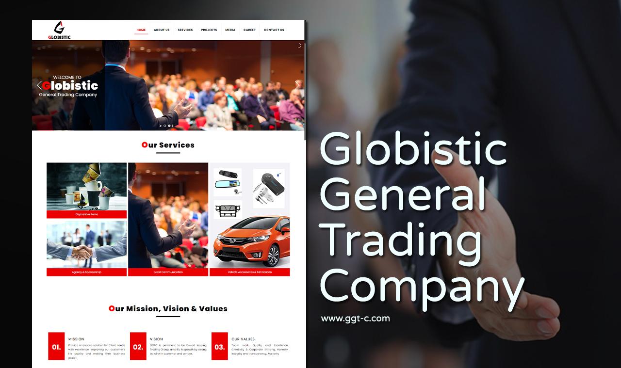 General Trading-Company Website Design Company