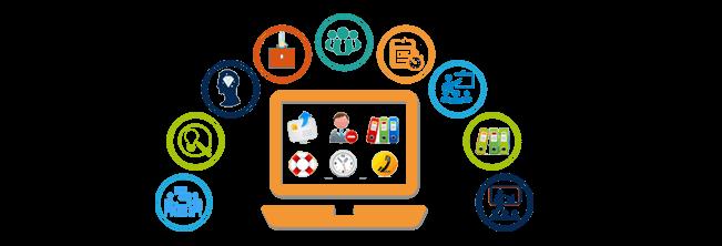 Institute Management software development in udaipur